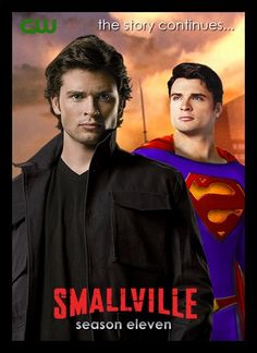 Quadro Poster Series Smallville 1 - Comprar em Decor10