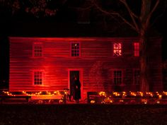 """Spooky but safe"" trick-or-treating from house to house, a scarier ""Trail of Terror"" through countryside for ages 11 and up, and more than 1,000 hand-carved pumpkins lighting up the night are all part of this night of Halloween fun at Old Sturbridge Village, 1 Old Sturbridge Village Road, from 5 to 9 p.m. on Saturday, Oct. 27."