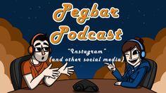 Pegbar Animation Podcast - Instagram Demo