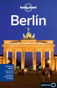 BERLIN LONELY PLANET GUIA TURISTICA