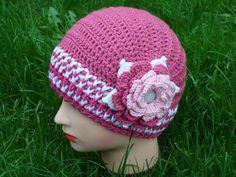 Eliotka 1 Crochet Hats, Hobbies, Knitting Hats