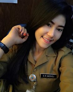 deretan PNS seksi; pns cantik; oknum pns; pegawai negeri sipil; pns indonesia; uniform; pns kece; cewek kantor; kerja kantoran; #pns #pnsseksi #pnscantik #oknumpns #pegawainegerisipil #pnsindonesia #uniform #pnskece #cewekkantoran #kerjakantoran #semlohai ........ Beauty P, Asian Beauty, Hair Beauty, Costumes Around The World, Indonesian Girls, Female Soldier, Military Women, Hijab Chic, Beautiful Hijab