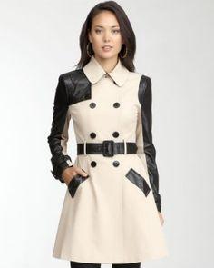 10. a jacket or coat for foggy weather #bebe #pinyourwaytotheuk