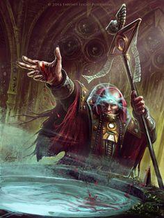 Wh FaQ,Warhammer 40000,warhammer40000, warhammer40k, warhammer 40k, ваха, сорокотысячник,фэндомы,Psyker,navigator