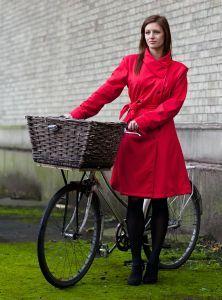 NEW Livia Cycle Coat