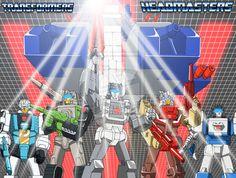 Autobot Headmasters by JP-V.deviantart.com on @deviantART