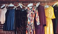 Here's just a sampling of all the DESIGNER goodies we've got in-store for you  If you have any interest in any of the pieces comment or DM with your email and postal code and we can send you individual pics prices and sizes!! #vintage #ysl #versace #ungaro #fashioninspo #lanvin #dior #chanel #louisferaud #valentino #moschino #prada #gucci #pucci