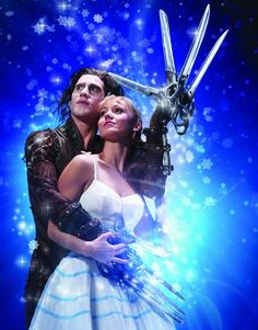 Matthew Bourne's Edward Scissorhands, returning to @Sadlers_Wells http://www.lovetheatre.com/tickets/3745/Edward-Scissorhands …