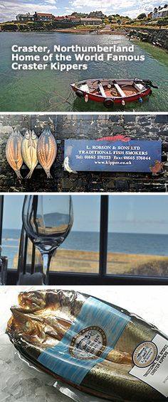 L. Robson & Sons Ltd - Home of the famous Craster Kippers and Fish Restaurant