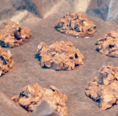 My secret ingredient healthy cookies!  http://sunnysideupsoph.com/2014/04/07/my-secret-ingredient-chocolate-chip-cookies/
