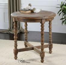 Uttermost 24346 - Uttermost Samuelle Wooden End Table