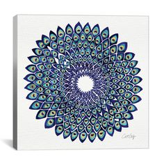 Found it at Wayfair - Graphic Art on Wrapped Canvas