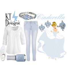 """""""Cinderella"""" by ktdesigns-1 on Polyvore"""