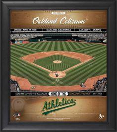 c9a01b312fc Oakland Athletics Framed 15