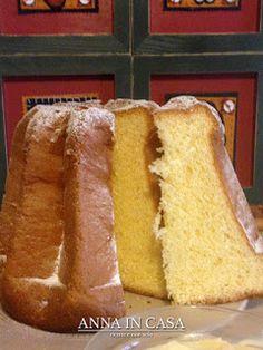 Anna in Casa: ricette e non solo: Pandoro - ricetta 2