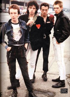 The Clash 1978