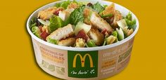 """There's One Big Problem with McDonald's New """"Healthy"""" Kale Salad"""
