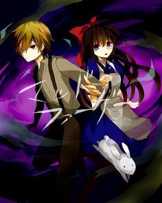 Dio and Aya