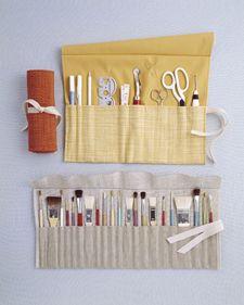 Art-Supplies Organizer