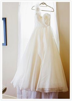 decorative one shoulder wedding dress