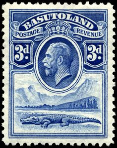 Postage stamps and postal history of Lesotho - Wikipedia, the free ...