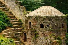 Rudkhan Castle Gilan Iran