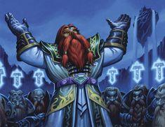 #wowtcg #warcraft #dwarf #nain #pretre #priest