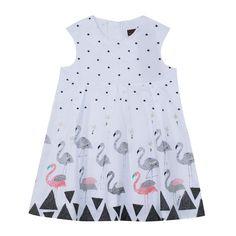 Flamingo Dress Catimini | Catimini