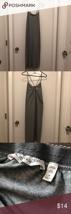 Victoria's Secret Cotton Nightgown Victoria's Secret long cotton nightgown. Heather gray. Size medium. Great condition!  Smoke free home. PLEASE carefully read the descriptions & view ALL photos. Ask any questions BEFORE buying!!!  Top-rated Seller👌🏼💯 Fast Shipper 📫 Top 10% Seller 🏆 Posh Mentor 🙋🏻♀️ Victoria's Secret Intimates & Sleepwear Pajamas