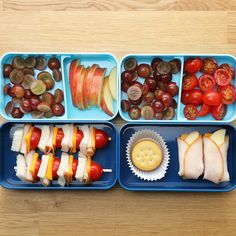2 Easy Make-Ahead School Lunches Recipe by Tasty
