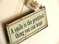 """""""A smile..."""""""