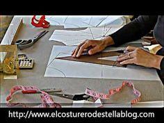 El costurero de Stella-Traslados de pinzas. - YouTube