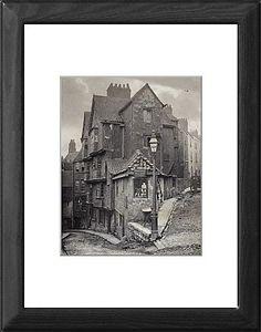 Steep Street Bristol OP08887 Framed Artwork - Historic England Print Store