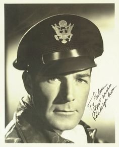 George Randolph Scott (January 23, 1898 – March 2, 1987) was an American film actor.  In April 1917, the United States entered World War I and shortly afterwards, Scott, then 19 years old, joined the United States Army. He served in France as an artillery observer with the 2nd Trench Mortar Battalion, 19th Field Artillery. His wartime experience would give him training that would be put to use in his later film career, including the use of firearms and horsemanship.