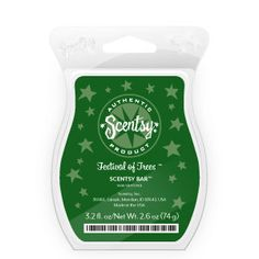 Festival of Trees Scentsy Bar - amazing fragrance!