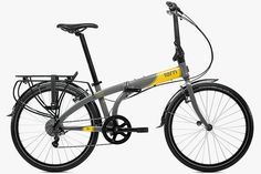 コストパフォーマンスも魅力。泥よけとリアトラックが標準装備。  > Tern Bicycles Japan ターン バイシクルズ ジャパン