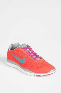 Nike 'Free TR Fit 3' Training Shoe (Women) available at #Nordstrom that color thou XD