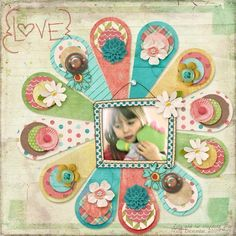 top scrapbook layouts - Yahoo Image Search Results #scrapbooking101 #scrapbooklayouts