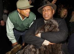 Nearing the end of New York Fashion Week earlier this week, former Vogue editor-at-large Andre Leon Talley boldly declared that Russell Simmons should be Russell Simmons, Harriet Tubman, Music Labels, Fashion Line, Fashion Editor, Front Row, Hip Hop, Windbreaker, Couple Photos