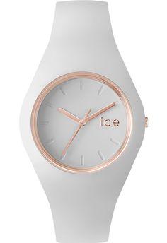 Montre ICE Glam - White Rose Gold - Unisex ICE.GL.WRG.U.S. - Ice-Watch
