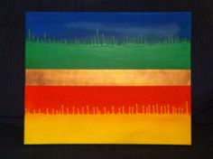 """""""Pride..."""" - Artist Original, Painting, Oil, Canvas, Abstract, Dantes Nferno"""