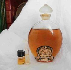 Your place to buy and sell all things handmade Vintage Perfume Bottles, Orange Blossom, Carnations, Whiskey Bottle, How To Memorize Things, Fragrance, Antiques, Floral, Nostalgia