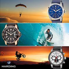 Harding Watches Instagram Content Design
