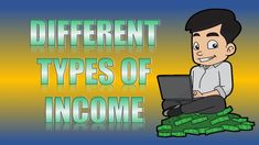 Types of income Make Money Online, How To Make Money, Solo Ads, Busy At Work, Youtube, Youtubers, Youtube Movies