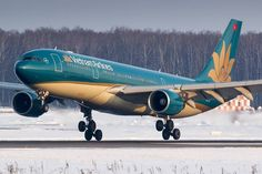 Vietnam Airlines Airbus A330-223