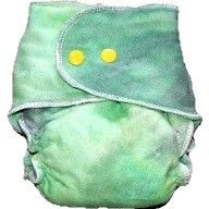Fitted Nappy Patterns