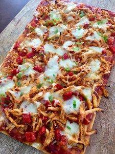 Oven Recipes, Chicken Recipes, Healthy Recipes, Recipies, Pizza Vans, Good Food, Yummy Food, Vegetable Pizza, Cravings