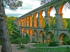 Pont de les Ferreres, Tarragona, Espanha