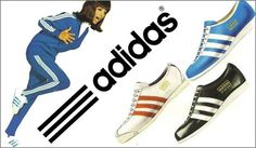 Adidas Retro Advertising - Adidas Italia