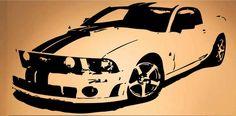 Encontre mais Adesivos de parede Informações sobre Adesivo de Parede carro de Corrida Popular Ford Mustang Carro de Corrida Rápida Mural Arte Decalque Da Parede Do Vinil Quarto Quarto do Menino Casa decoração, de alta qualidade decalque adesivos para motos, decalques espelho decorativo China Fornecedores, Barato decalque decoração arte da parede removível de CANTON V STORE em Aliexpress.com